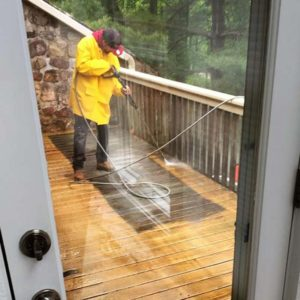 Pro-Am Maintenance - Mainline Power Washing